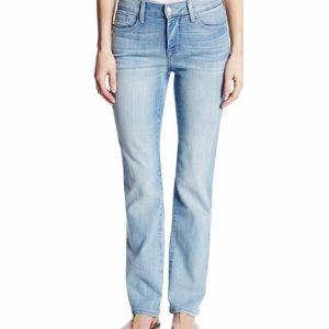 NYDJ Petite Straight Leg Jean